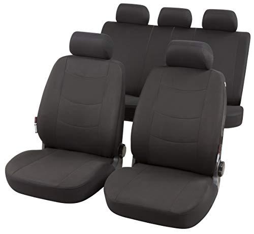 RMG coprisedili compatibili Fodere R21 Auto per sedili con airbag braciolo e sedili sdoppiabili per 145 146 147 155 156 159 164 166 Brera Giulia Giulietta GT GTA GTV Mito Stelvio