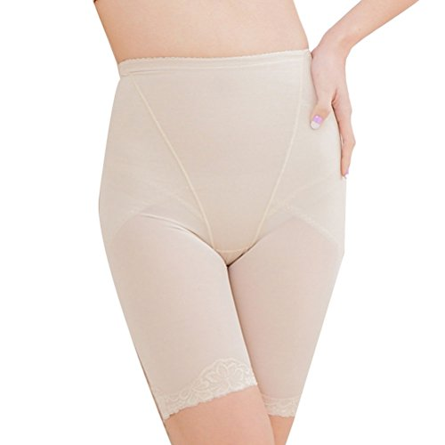 Zhuhaitf Soft High Waisted Underwear Recover Slimmer Shapers Control Hip Beautify Corps parfaitr Pants