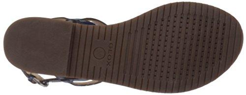 Geox D722CH 00066 Sandalo Donna Azzuro