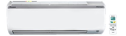 Daikin 1.5 Ton 3 Star Inverter Split AC (Copper Condensor, FTKH50 SRV16, White)