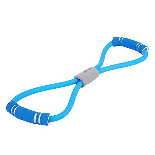 TTLOVE Stretch FitnessbäNder Latex Arm Widerstand Band Ziehen Fitness üBung Pilates Yoga Elastisches Seil WiderstandsbäNder