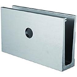 Profil aluminium pour garde corps fixation à l'anglaise