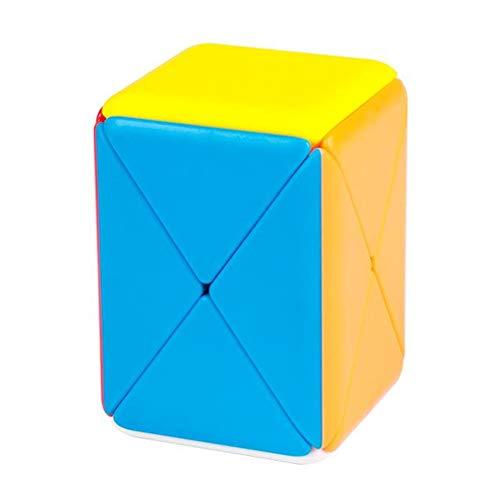 OJIN MOYU MOFANGJIAOSHI Cubing KLASSENZIMMER MFJS Container Puzzle Cube Neuer Kreativer Würfel Smooth Magic Cube Puzzle (Stickerless)