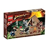 LEGO Indiana Jones 7624: Jungle Duel