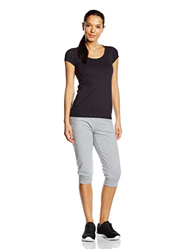 C.P.M. - Pantalon de sport - Femme Gris marbré