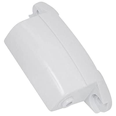 Indesit Tumble Dryer Plastic Door Hinge (White) by Indesit