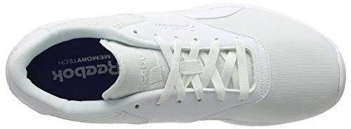 Reebok Herren Royal EC Ride Low-Top Weiß (White/White)