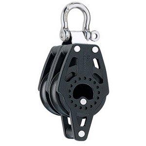 HARKEN 40mm Carbo Zweier fix Hundsfott 10 mm | HK2643