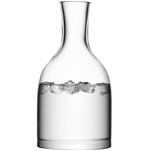 LSA International-Caraffa per acqua e vino, 1,75 l, colore: trasparente