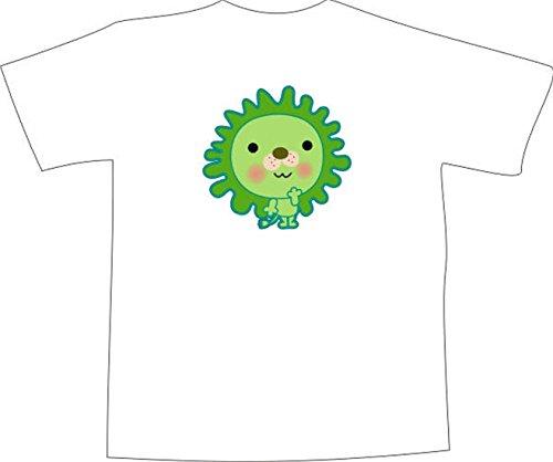 T-Shirt F626 Schönes T-Shirt mit farbigem Brustaufdruck - Cartoon Löwenbaby Schwarz