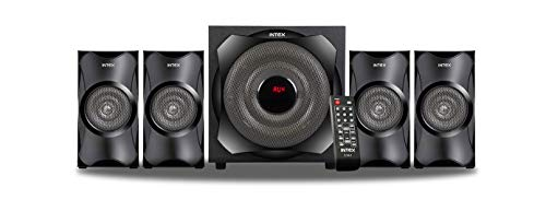 Intex XH Bomb SUFB 4.1 Bluetooth Computer Multimedia Speaker