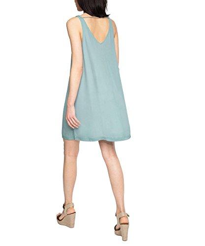 edc by Esprit 056cc1e013 - Leichter Quality - Robe - Femme Bleu (LIGHT TURQUOISE 480)