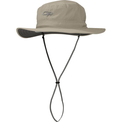 Outdoor Research Helios Sun Hat, Farbe Khaki, Größe M (Hüte Outdoor Research)