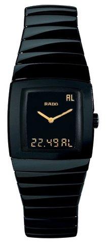 Rado R13913152 - Reloj para hombres, correa de cerámica