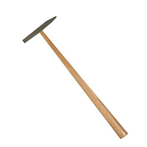 PICARD 3005050919 Fliesenhammer mit Schneide, verzinkt, Eschenstiel