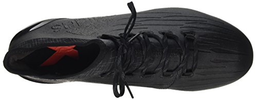 adidas X 16.1 Sg, Chaussures de foot homme Noir (Core Black/core Black/dark Grey)