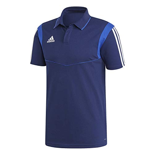 adidas Herren TIRO19 CO Polo Shirt, Dark Bold Blue, 2XL Preisvergleich