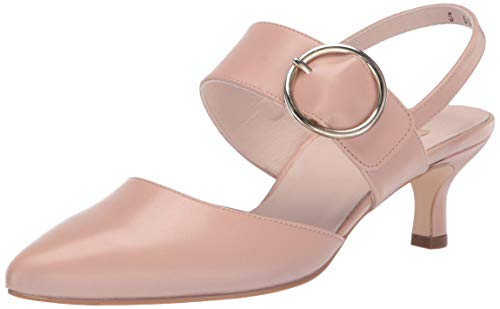 Paul Green Damen Viola, Blush Leather, 37.5 EU (Blush Pink Kleid Schuhe)