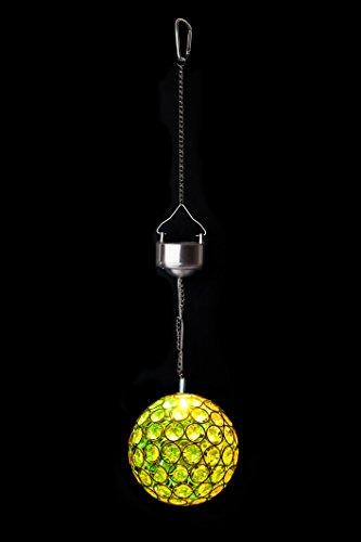 Solarbetriebener Farbwechsel-Lichtball von SPV Lights: Der Solarlicht- & Beleuchtungsspezialist (2 Jahre kostenlose Gewährleistung inklusive) - 7