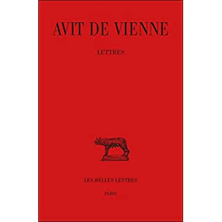 Lettres (Collection Des Universites de France Serie Latine)