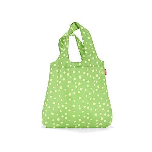 reisenthel mini maxi shopper  43,5 x 60 x 7 cm 15 Liter spots green