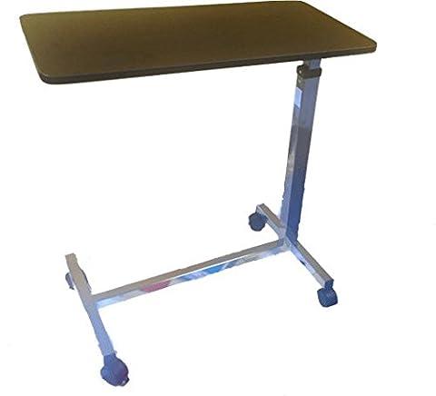 julecare–Tisch Bettwäsche auf Gasfeder