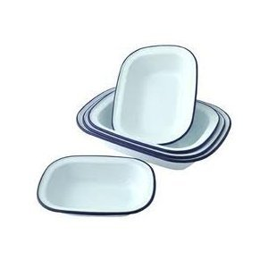 falcon-enamel-oblong-pie-dishes-set-of-3-20cm-22cm-24cm