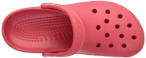 Crocs Classic, Sabots mixte adulte Rouge (Red)