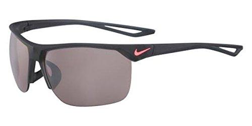 Nike Herren Trainer E Ev1014 Sonnenbrille, Grau (Mt Grey W/Speed Tint Lens), 67