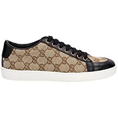 338883FTAZ09767 Gucci Sneakers Donna Tessuto
