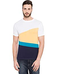 Globus Colorblocked Slim Fit T-Shirt