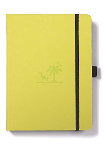 Dingbats D5623L Earth A5 plus Hardcover Journal, Hellgrün - Yasuni/Great Barrier Reef (Bücher Auf Kunden-service)