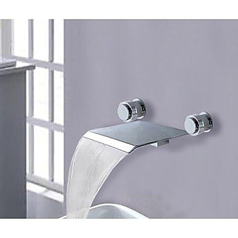 orgfs a cascata bagno nave lavello rubinetto vasca da bagno rubinetto miscelatore Rubinetti bagno romano Lavatory rubinetto