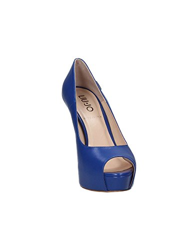 Liu Jo S17007p0062 Chaussures Décolleté femmes Bleu