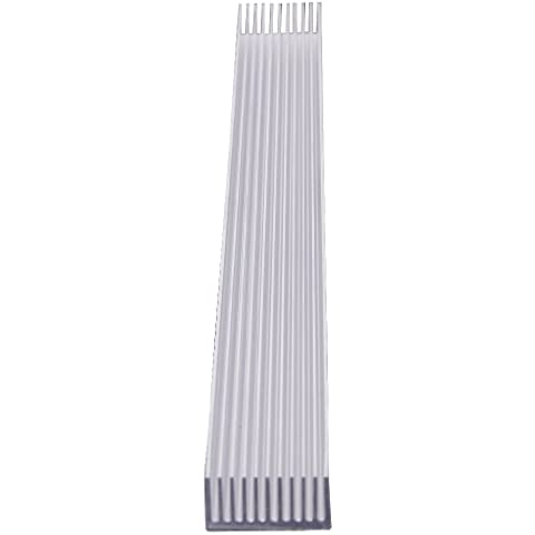 Disipador LED Enfriamiento Refrigeración Aluminio para 4 x 3W / 12 x 1W