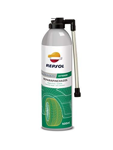 Oferta de REPSOL Repara Pinchazos Spray, 500ml