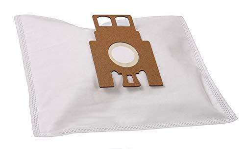 10 Stück Staubsaugerbeutel geeignet für Miele Exquisit Xe Miele Exquisit Xe Miele Exquisit Xe Air Clean Plus mit Zusatzfilter