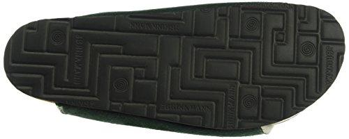 Dr. Brinkmann Damen 7009 Pantoletten Grün (Grün)