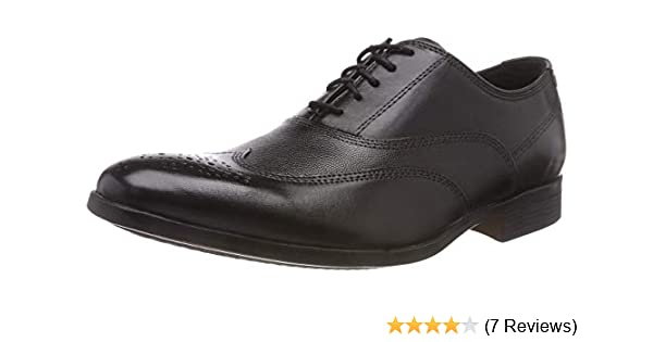 35729821edf Clarks Men s s Gilmore Wing Brogues  Amazon.co.uk  Shoes   Bags