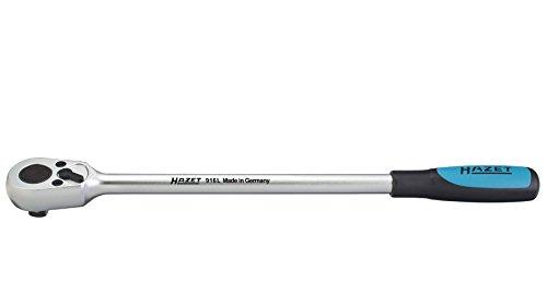 HAZET 7669540020 - CARRACA REVERSIBLE (12 5 MM)