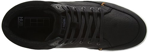 Hub Mark L30, Sneakers Basses Homme Noir