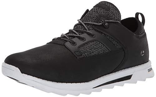 cc7ed3dde3 Lugz - Phaser Hombre, Negro (Negro, Blanco, carbón), 9,
