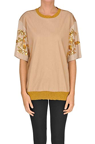 Dries Van Noten &Hammerly& t-Shirt Woman Beige M int.