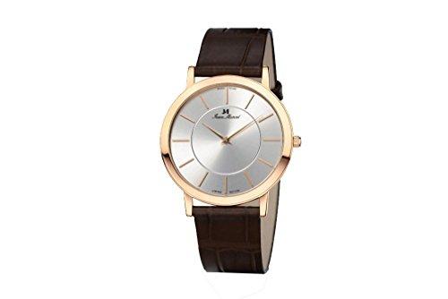 Jean Marcel Herren-Armbanduhr Ultraflach 170.300.52