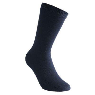 Woolpower Unisex Socks 400 40-44 Dark Navy