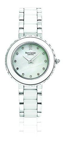 Pierre Lannier 016L690 - Reloj de pulsera mujer, cerámica, color blanco