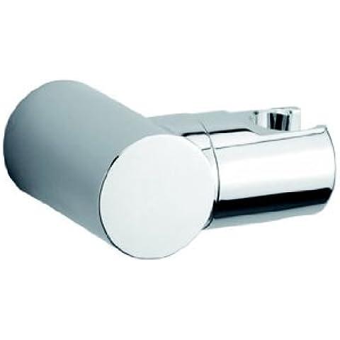 Damixa Alcachofa programa/76609.00/ajustable Soporte de pared para teléfono de ducha/cromo