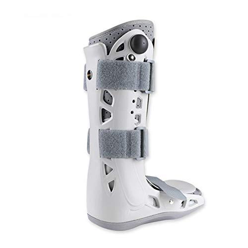 WLIXZ Knöchelbandage, Breathable Tendon Rupture Assist Boots, Medizinische Knöchel-Bruchstiefel, Wadenbruchpflaster-Beschützer,S