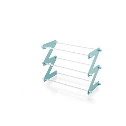 Scarpiera scaffalatura multi-strato scaffale per scarpe scaffale per scarpe scaffale per ripiani doppio rollsnownow (colore : c)