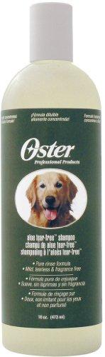 Oster 84925 Tear-Free-Shampoo Hund Aloe Vera, Konzentrat 12:1, 473 ml -